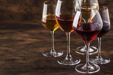 Como Escolher a Taça de Vinho