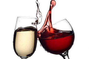 Qual a Diferença entre Vinho Tinto e Vinho Branco