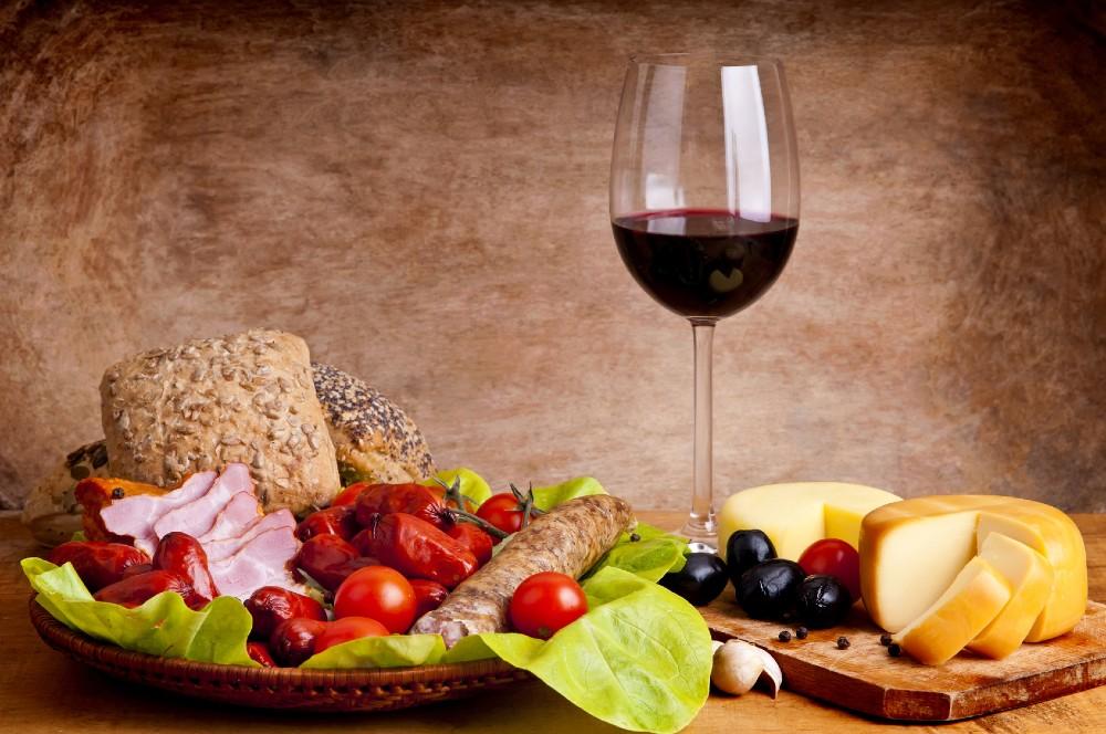 Harmonização Vinho