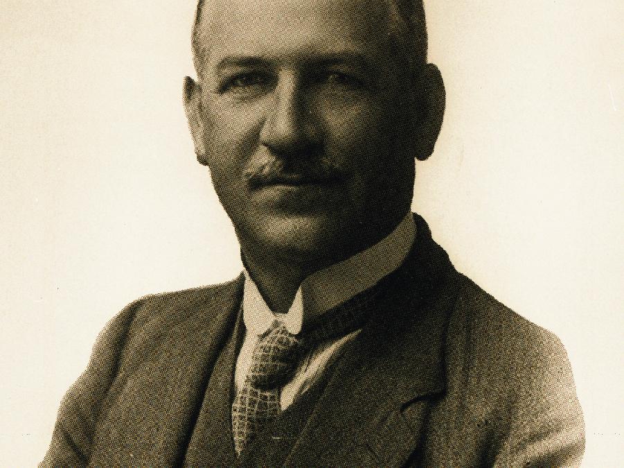 Abraham Izak Perold