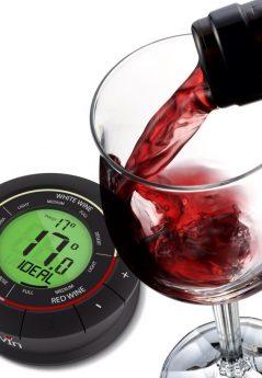 Temperatura de Serviço dos Vinhos