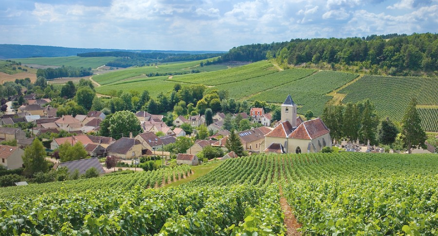 Região de Champagne
