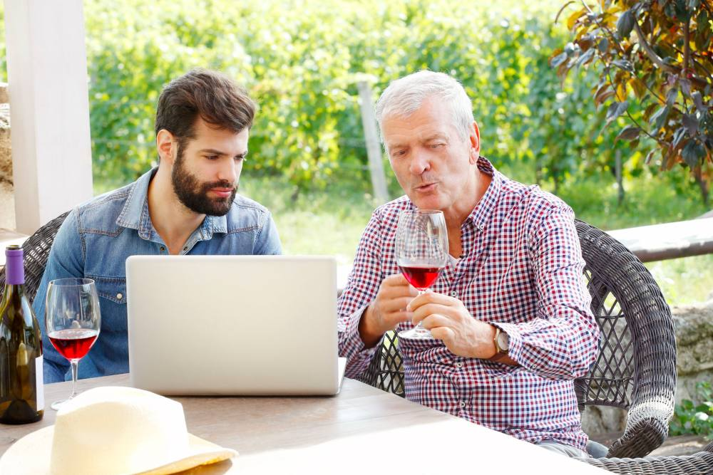 Vinho é um ótimo presente para o Dia dos Pais
